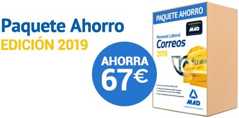 Paquete Ahorro Edición 2019
