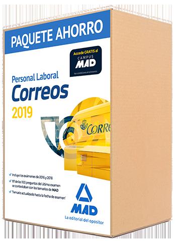 Paquete Ahorro Correos 2019
